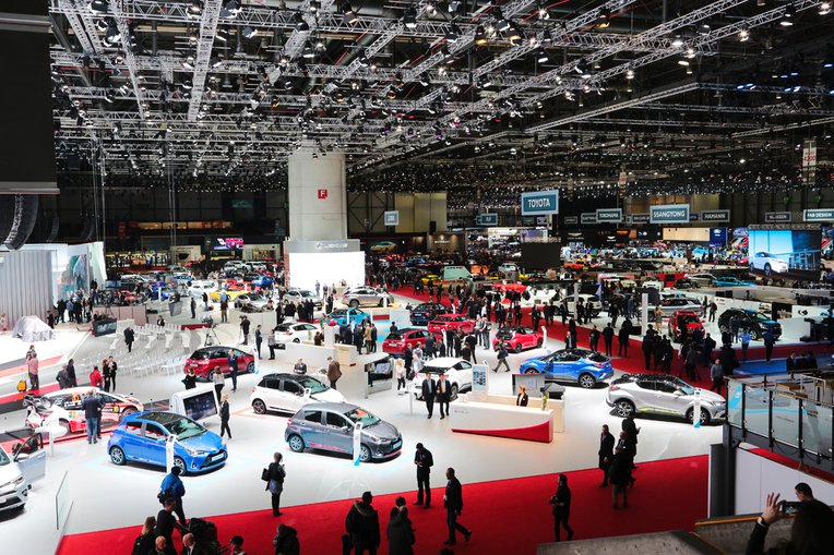 TOP FIVE HOT HATCHES LAUNCHED AT THE GENEVA INTERNATIONAL MOTOR SHOW 2017